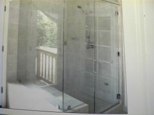C&C Glass Shower Door